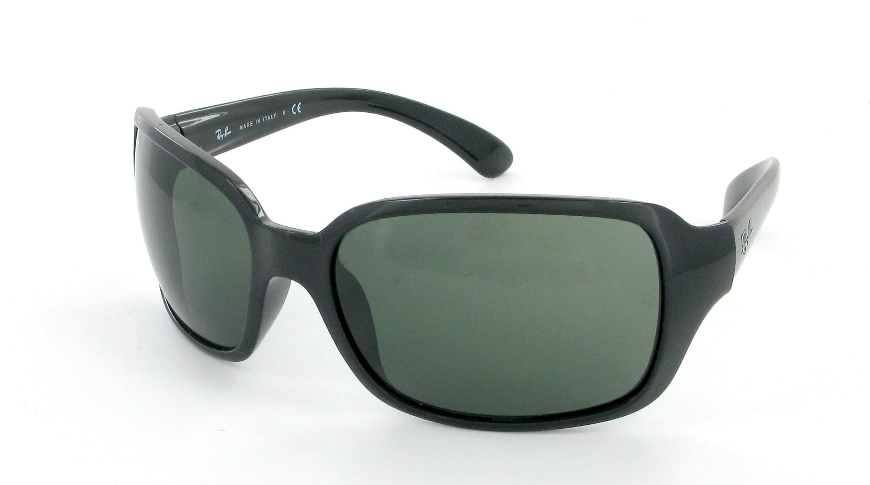 lunettes de soleil ray ban rb 4068 601 60 17 femme noire. Black Bedroom Furniture Sets. Home Design Ideas