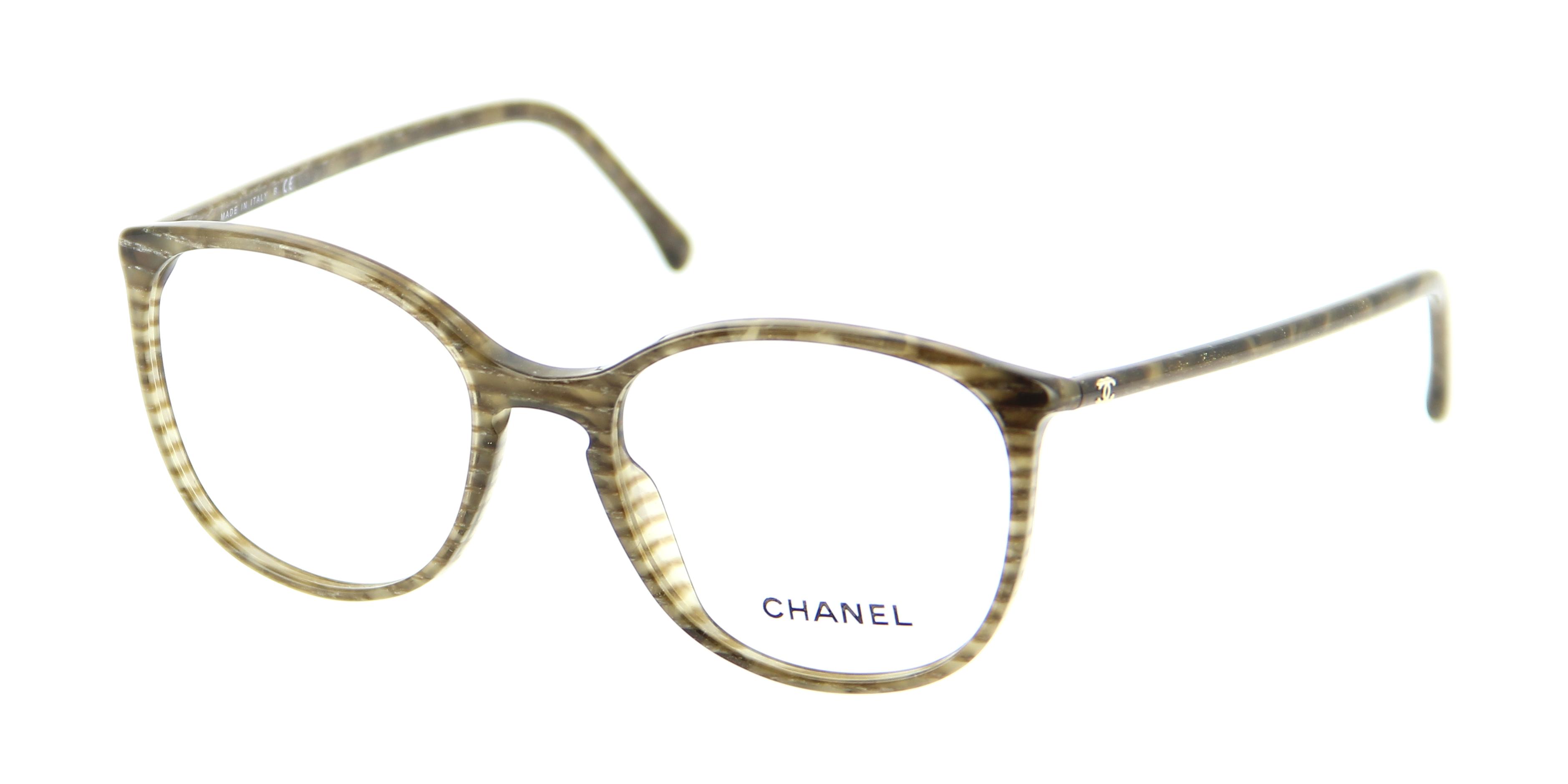 lunettes de vue chanel ch 3282 1444 52 18 femme beige. Black Bedroom Furniture Sets. Home Design Ideas