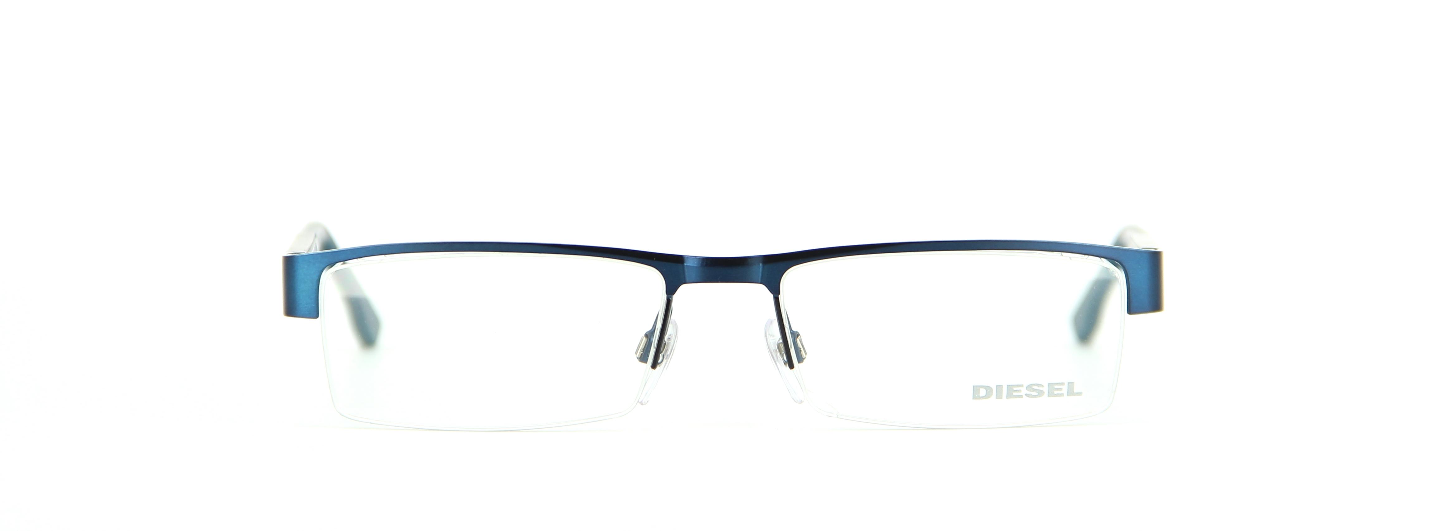 lunettes de vue diesel dl 5021 089 53 18 homme bleu rectangle nylor tendance 53mmx18mm 117. Black Bedroom Furniture Sets. Home Design Ideas