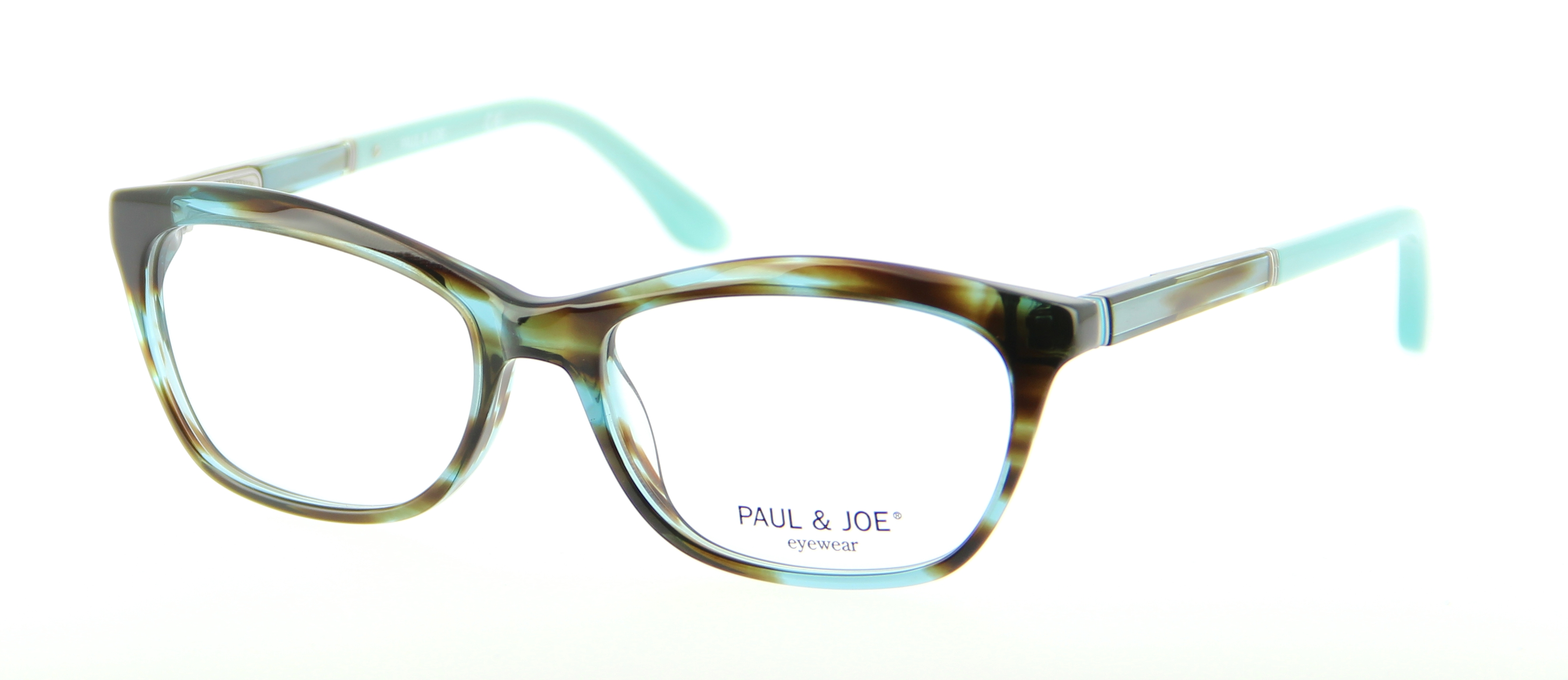 Eyeglasses PAUL & JOE PJ CHEYENNE02 E126 53/17 Woman ...