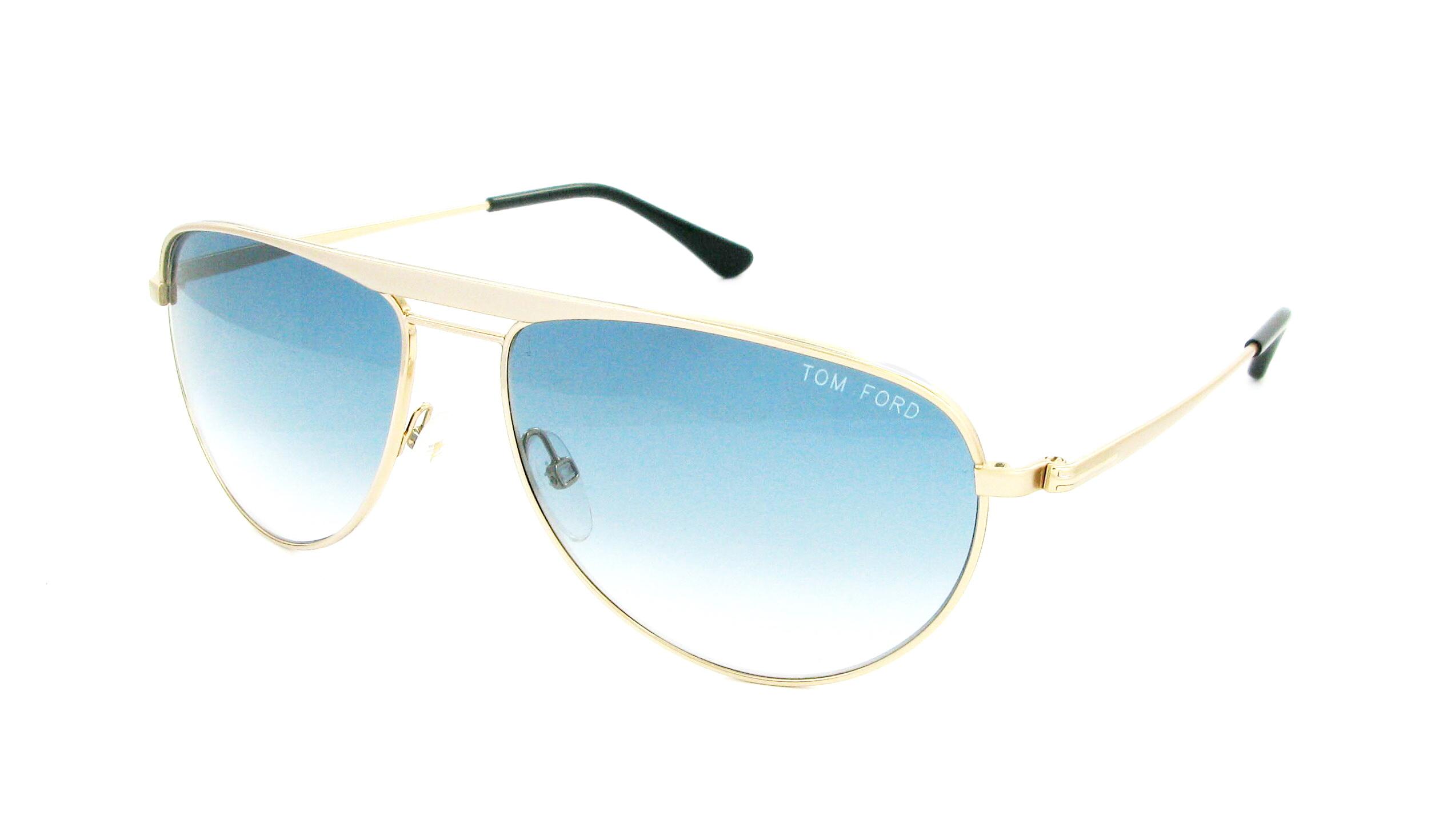 lunettes de soleil tom ford ft 0207 28w 59 15 homme dor aviator cercl e fashion 59mmx15mm 253. Black Bedroom Furniture Sets. Home Design Ideas
