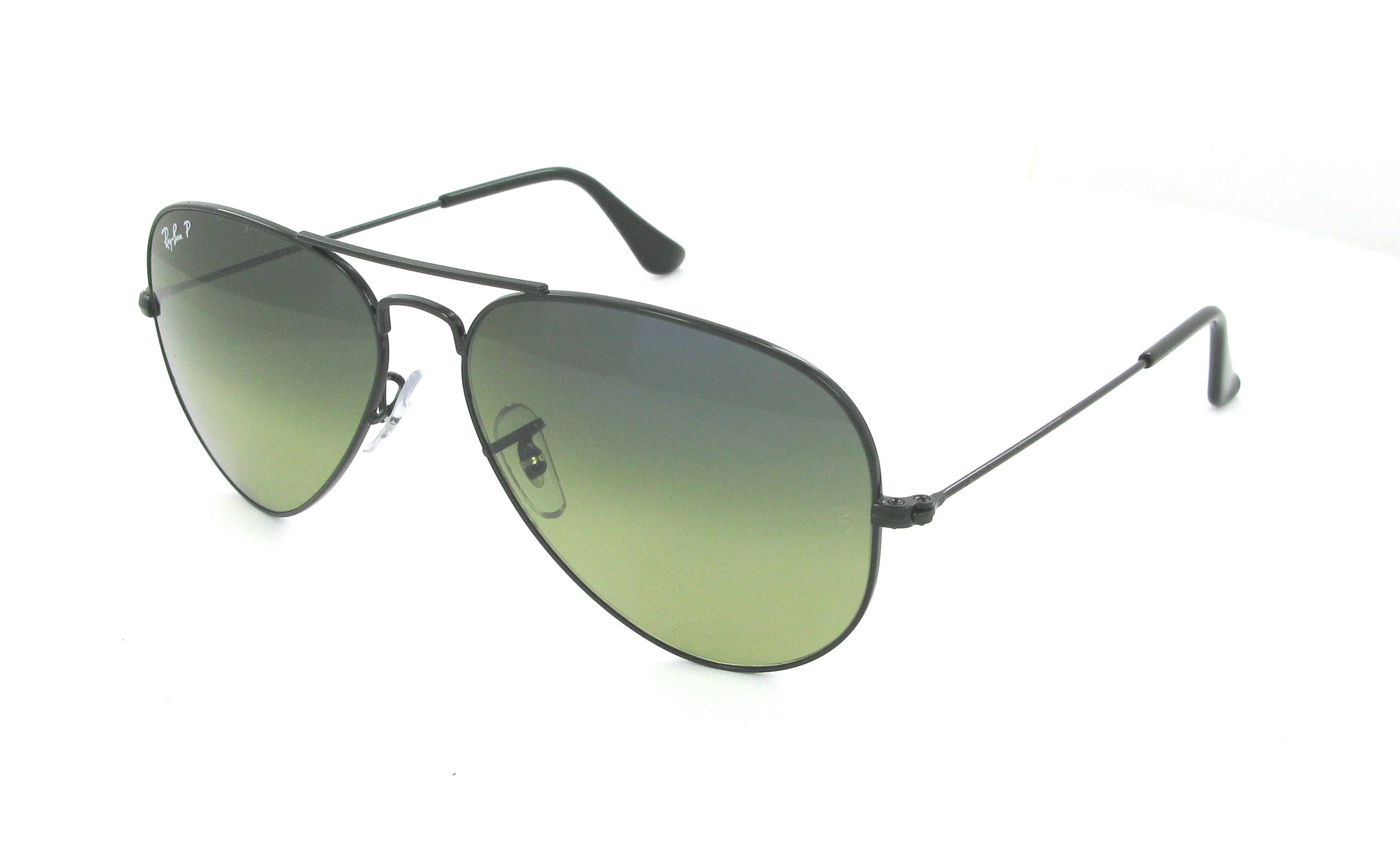ray ban aviator rb3025   colored mirror aqua green